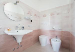 bagno camera matrimoniale hotel affittacamere